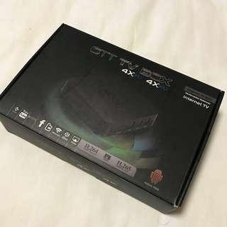 Android TV box (OTT MXQ)