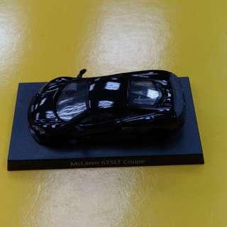 7-11黑色跑車McLaren 675LT