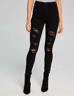 DOTTI - The Leah Rip Jeans