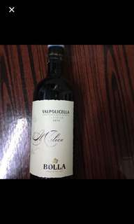 BOLLA 🍓red wine 🍷