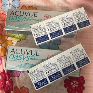 Acuvue Oasys 1day 近視con