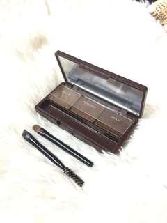 Missha 3-step brow kit