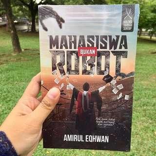 SALE BUKU : MAHASISWA ROBOT (BM)