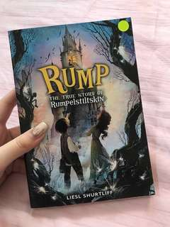 rump— true story of rumpelstiltskin