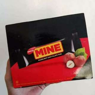 Mine Chocolate Box