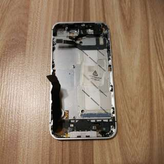 Iphone 4s body and back cover