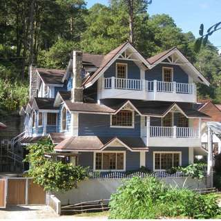 House and Lot for Sale in Baguio City!