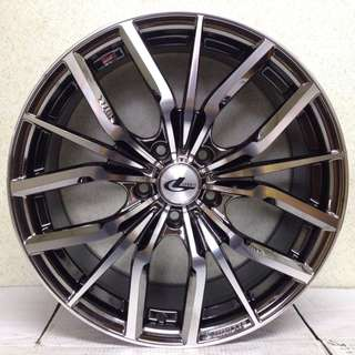 18 inch SPORT RIM LEXUS RC F SPORT RACING WHEELS