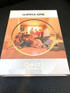Wanna One I.P.U Day Ver album