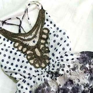 FREE SF Boho Beach Dress