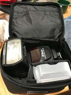 Nikon flash SB700