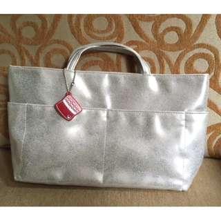 Sofina Sliver Grey bag小手袋