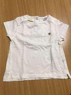Zara baby 6-9 months shirt