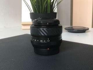 Fujifilm 35mm f1.4
