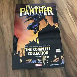 Black Panther by Christopher priest ultimate collection v1