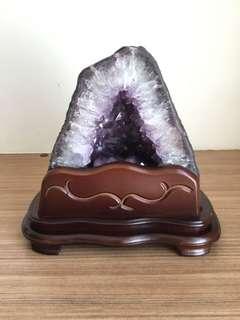 招財水晶洞