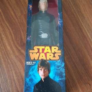 Luke Skywalker figurine