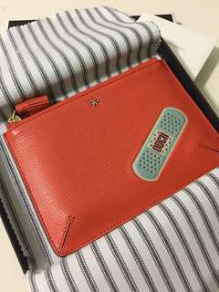 New! Authentic Anya Hindmarch Loose Pocket