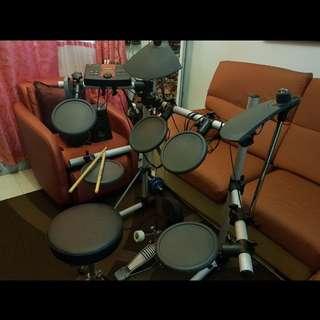 YAMAHA DTXplorer - Drumset