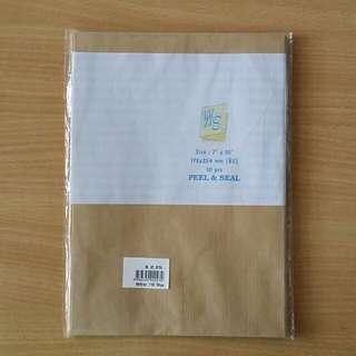 B5 envelopes