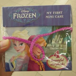 (LIMITED) Frozen 4 in 1 Story Book