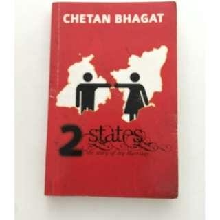 2 States - Chetan Bhagat