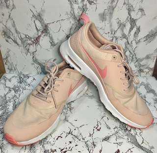 Authentic Nike Airmax Thea Oxford Pink