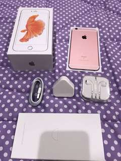 Iphone second 6s plus 64GB pink