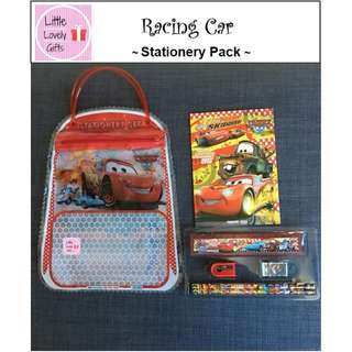 Racing Car Stationery Pack Good for parties