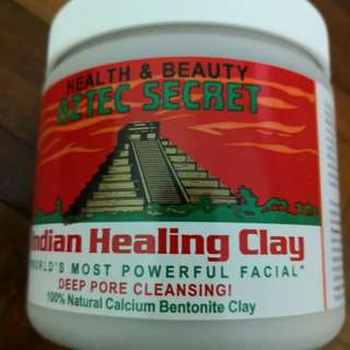 500g Aztec Clay Mask