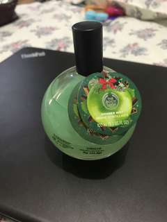 Shimmer Mist Body Shop Limited Edition