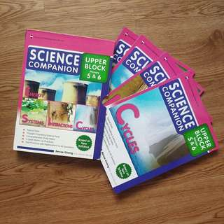 BN Upper Primary Science Companion