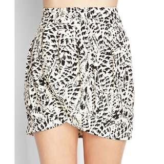 (S) Forever21 Avalon Tulip Skirt