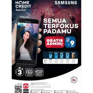 Bisa Kredit Hp Samsung