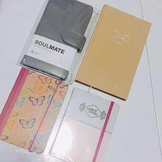 Assorted BN Notebooks