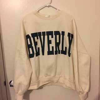 Ivory Swearshirt