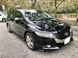 Honda Odyssey RB3 EXV 2.4