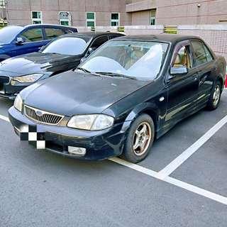 個人販售 2003 福特 TIERRA LS 1.6