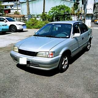 個人販售 2000 豐田神車 TERCEL 1.5