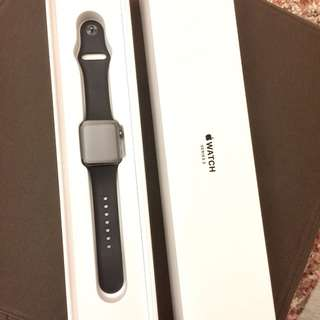 Apple Watch Series 3 38mm(GPS)