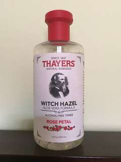 Thayers Witch Hazel Toner ( Rose Petal )