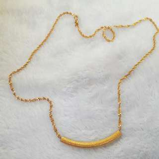 ONHAND 10K GOLD NECKLACE