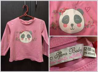 Blouse for babies (12-18 months)