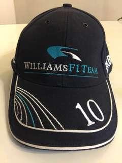 🚚 F1 Willians team cap
