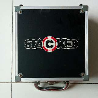 Stacked - in good condition