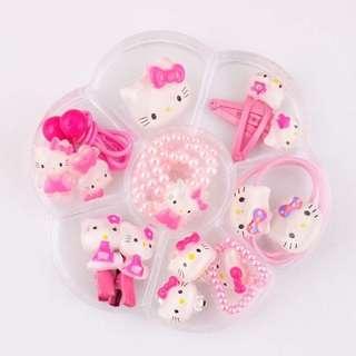 Hello Kitty Hair Accessories