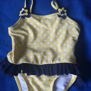 Swimsuit for baby girl