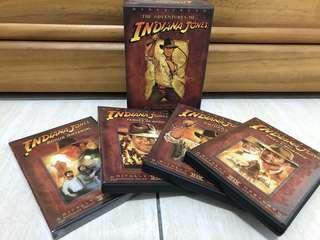 法櫃奇兵三部曲《超值收錄》DVD