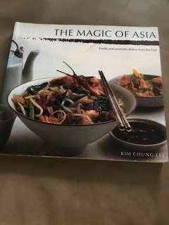 The Magic of Asia cookbook recipe