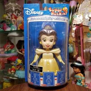 Disney belle貝兒 superRockin 珍珠色款